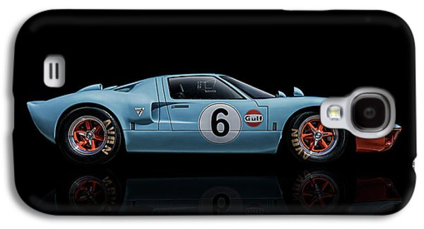 Ford Gt 40 Galaxy S4 Case by Douglas Pittman