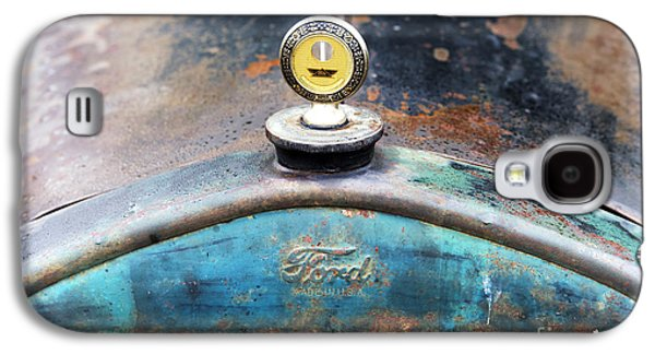 Ford Made In Usa Rat Rod Galaxy S4 Case by Tim Gainey