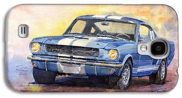 Ford Mustang Gt 350 1966 Galaxy S4 Case by Yuriy Shevchuk