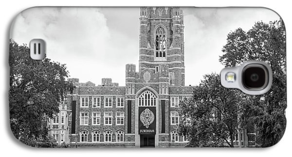Fordham University Keating Hall Galaxy S4 Case by University Icons