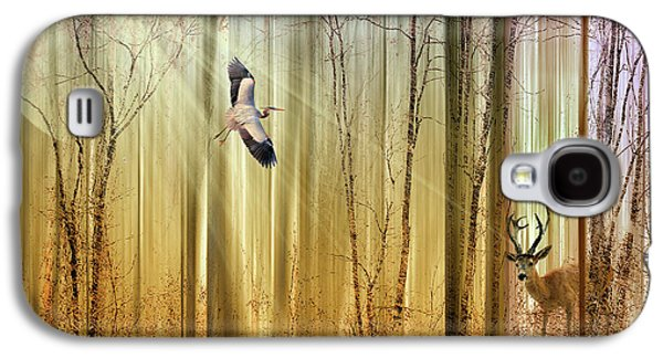 Forest Fantasy  Galaxy S4 Case by Jessica Jenney