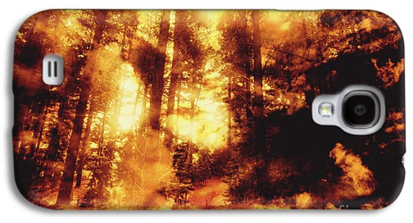 Forest Fires Galaxy S4 Case by Jorgo Photography - Wall Art Gallery