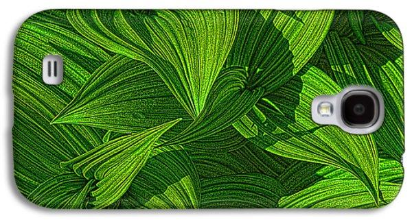 Forest Floor Galaxy S4 Case