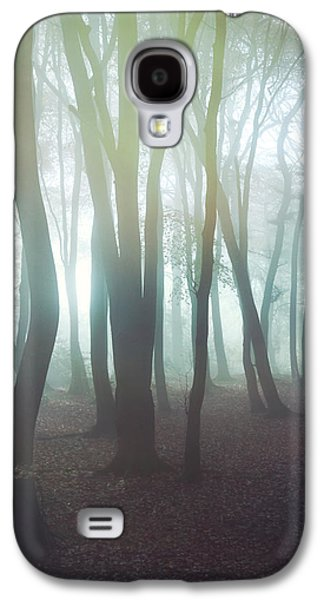 Forest Galaxy S4 Case by Mark Owen