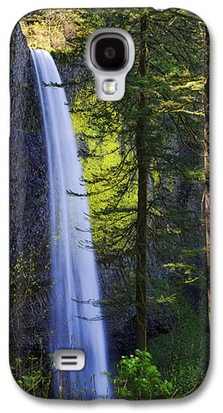 Forest Mist Galaxy S4 Case by Chad Dutson