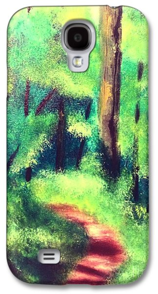 Forest Path Galaxy S4 Case