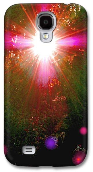 Forest Spirit Galaxy S4 Case