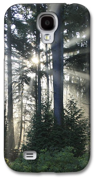 Forest Sunrise Galaxy S4 Case by Crista Forest