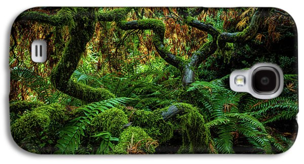 Forever Green Galaxy S4 Case by Edgars Erglis