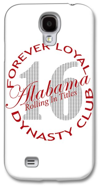 Forever Loyal Dynasty Club Galaxy S4 Case by Greg Sharpe