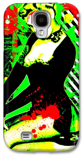 Forever Pinup IIi Galaxy S4 Case by Chris Andruskiewicz