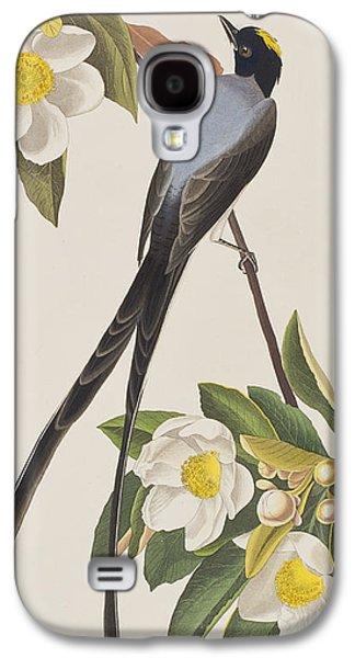 Flycatcher Galaxy S4 Case - Fork-tailed Flycatcher  by John James Audubon