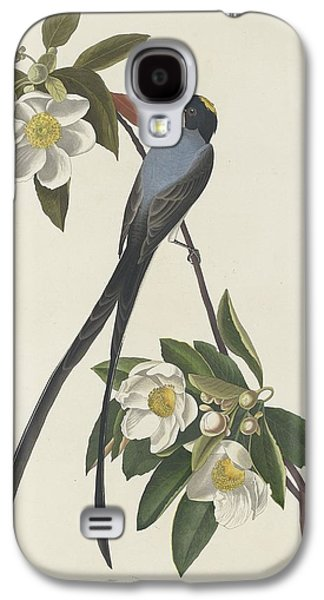 Forked-tail Flycatcher Galaxy S4 Case by Anton Oreshkin
