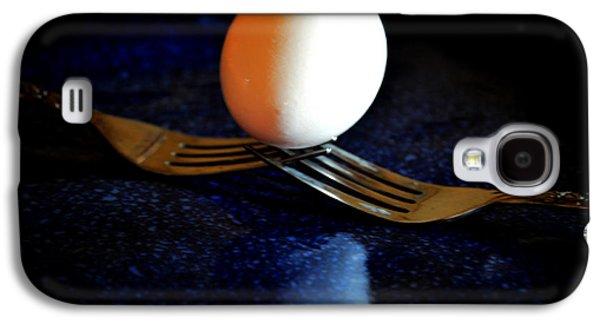 Forks And Egg 2 Art Galaxy S4 Case