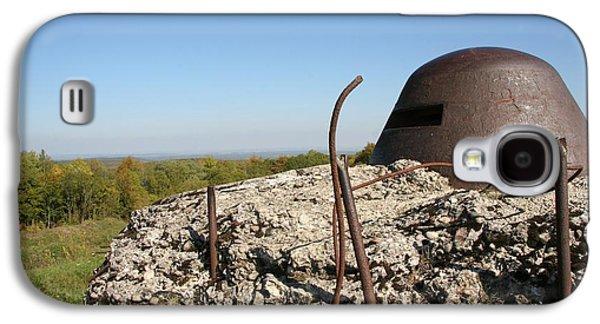 Galaxy S4 Case featuring the photograph Fort De Douaumont - Verdun by Travel Pics