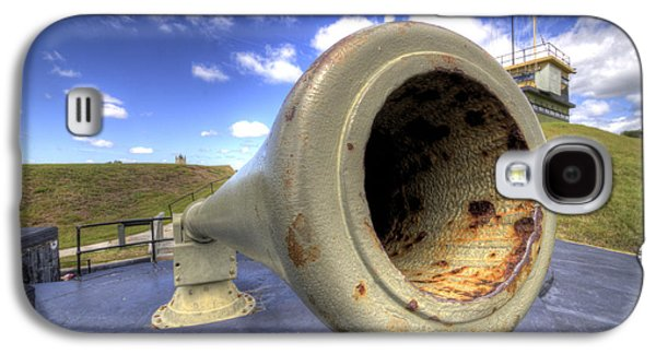 Fort Moultrie Cannon Galaxy S4 Case by Dustin K Ryan