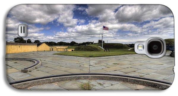 Fort Moultrie Galaxy S4 Case by Dustin K Ryan