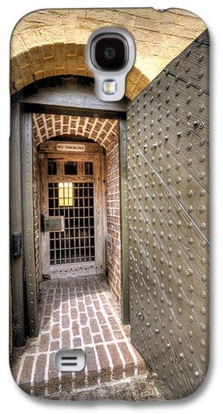 Fort Moultrie Magazine Door Galaxy S4 Case by Dustin K Ryan
