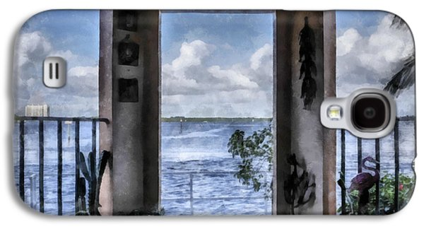 Fort Myers Florida Galaxy S4 Case by Edward Fielding