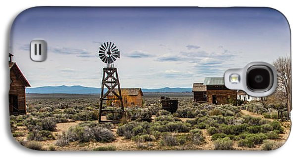 Fort Rock Museum Galaxy S4 Case