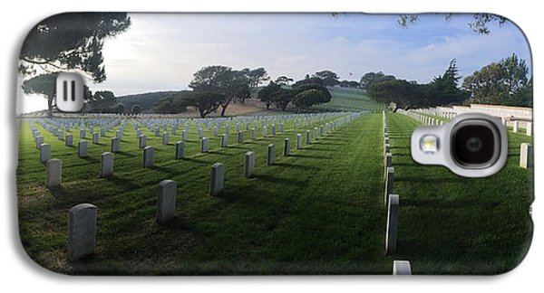 Fort Rosecrans National Cemetery Galaxy S4 Case