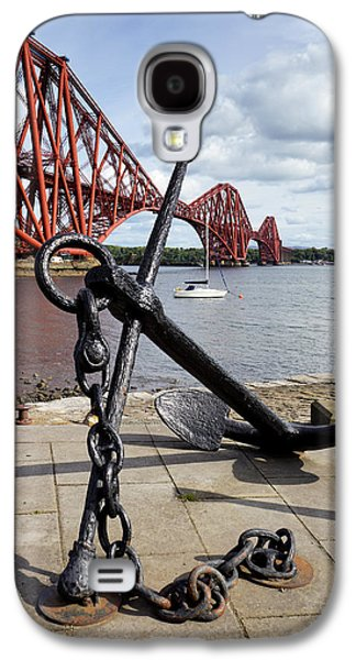 Galaxy S4 Case featuring the photograph Forth Bridge by Jeremy Lavender Photography