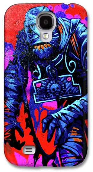 Found Graffiti 25 Mummy Galaxy S4 Case by Jera Sky