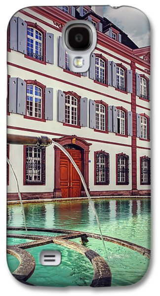 Fountains Of Basel Switzerland Galaxy S4 Case
