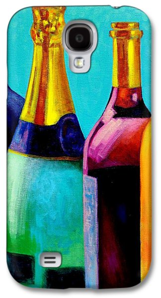 Four Bottles Galaxy S4 Case