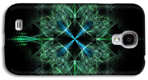 Four Points Galaxy S4 Case by Elizabeth McTaggart