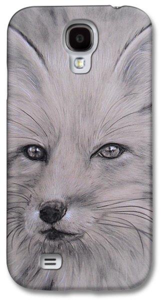 Fox Galaxy S4 Case by Adrienne Martino