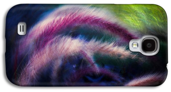 Galaxy S4 Case featuring the photograph Foxtails In Shadows by Rikk Flohr
