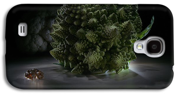 Fractal Supper Galaxy S4 Case