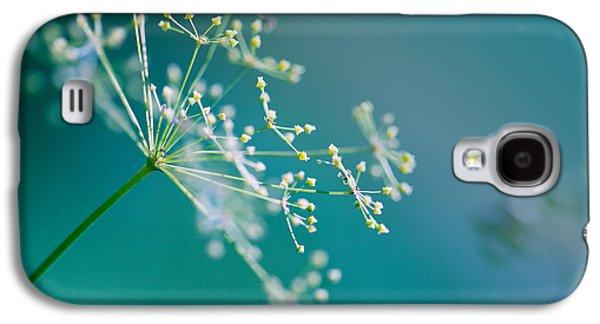 Fragile Dill Umbels Galaxy S4 Case by Nailia Schwarz