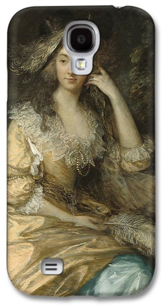 Frances Susanna Lady De Dunstanville Galaxy S4 Case by Thomas Gainsborough