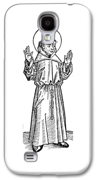 Francis Of Assisi  Galaxy S4 Case by German School