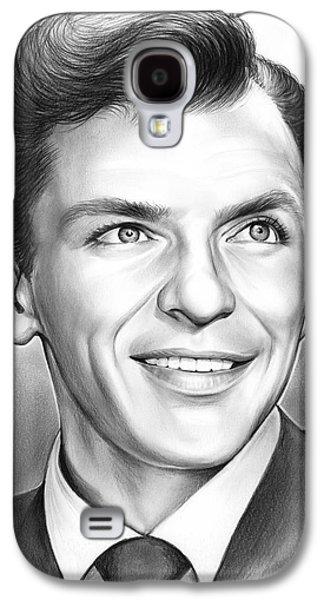 Frank Sinatra Galaxy S4 Case by Greg Joens