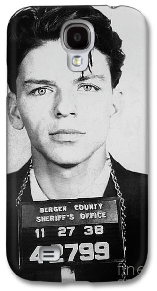 Frank Sinatra Mugshot Galaxy S4 Case