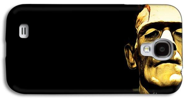 Frankenstein 20140921brunaille Horizontal Galaxy S4 Case by Home Decor