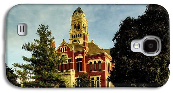 Franklin County Courthouse - Hampton Iowa Galaxy S4 Case