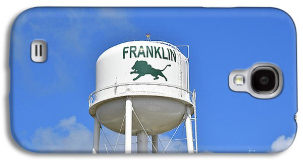 Franklin Texas Water Tower Galaxy S4 Case by Ray Shrewsberry