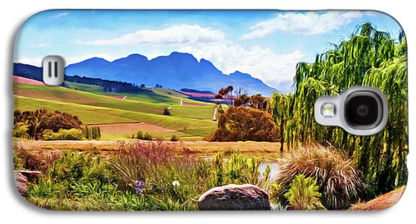 Franschhoek Winery Galaxy S4 Case
