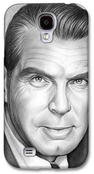 Fred Macmurray Galaxy S4 Case