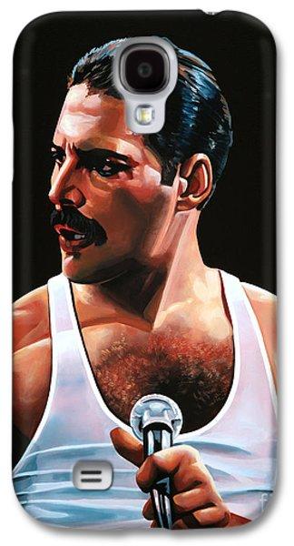 Freddie Mercury Galaxy S4 Case