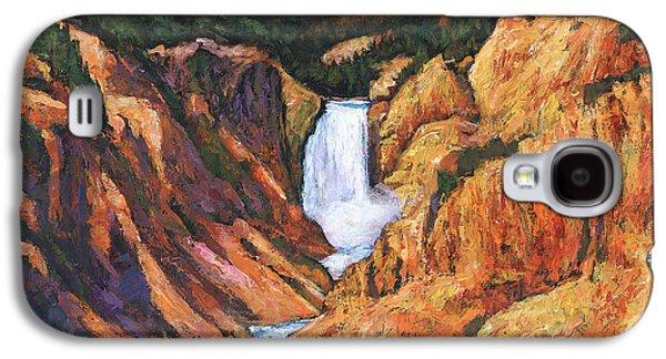 Grand Canyon Galaxy S4 Case - Free Falling by Johnathan Harris