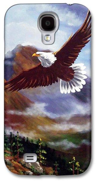 Free Flight Galaxy S4 Case