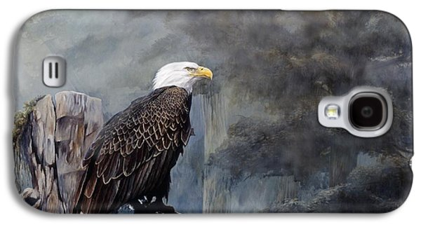 Freedom Haze Galaxy S4 Case by Steve Goad