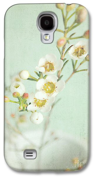 Freesia Blossom Galaxy S4 Case by Lyn Randle