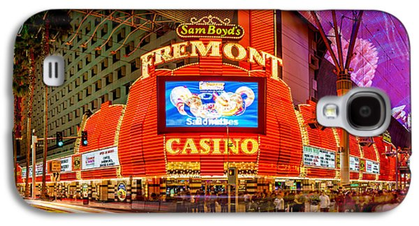 Fremont Casino Galaxy S4 Case