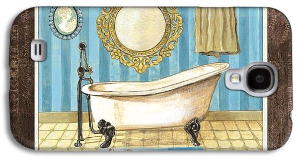 French Bath 1 Galaxy S4 Case by Debbie DeWitt